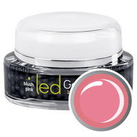 М132-10 Гель LED IRISK Blush Pink, 10мл