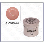 Купить  JELLY COVER GEL Gtllaktik №3 100гр