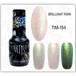Купить  TARTISO Гель лак  TIME BRILLIANT RAIN 154 , 15 мл
