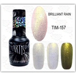 Купить  TARTISO Гель лак  TIME BRILLIANT RAIN 157, 15 мл