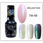 Купить  TARTISO Гель лак  TIME BRILLIANT RAIN 159, 15 мл