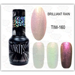 Купить  TARTISO Гель лак  TIME BRILLIANT RAIN 160, 15 мл