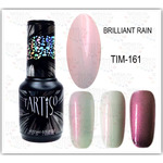 Купить  TARTISO Гель лак  TIME BRILLIANT RAIN 161, 15 мл