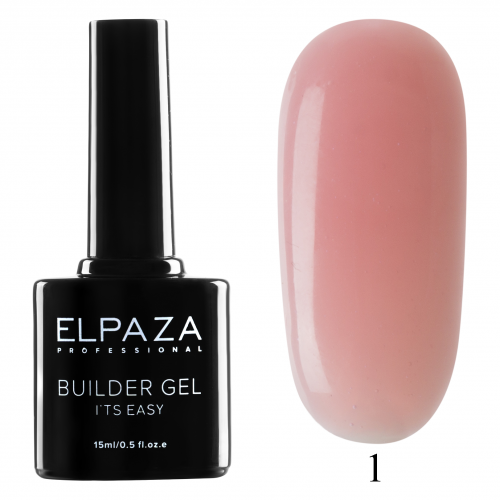 Купить ELPAZA Builder Gel it's easy № 01